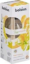 """Parfumuri și produse cosmetice Difuzor de aromă """"Mango și Bergamotă"""" - Bolsius Fragrance Diffuser True Moods Feel Happy"""
