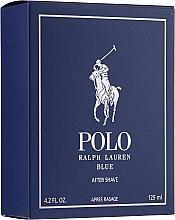 Parfumuri și produse cosmetice Ralph Lauren Polo Blue After Shave - Loțiune după ras