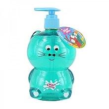 """Parfumuri și produse cosmetice Gel de duș pentru copii """"Pisicuță"""" - Chlapu Chlap Bath & Shower Gel"""