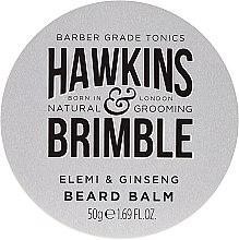Balsam pentru barbă - Hawkins & Brimble Beard Balm — Imagine N1