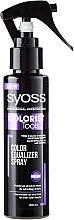 Parfumuri și produse cosmetice Spray pentru păr - Syoss Colorist Tools Color Equalizer Spray