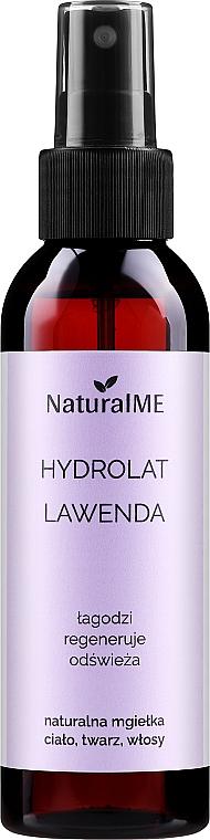 "Гидролат ""Лаванда"" - NaturalMe Hydrolat Lavender — фото N1"