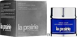 Духи, Парфюмерия, косметика Суфле для тела - La Prairie Skin Caviar Luxe Souffle Body Cream