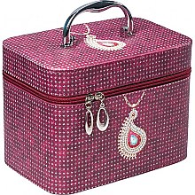 """Parfumuri și produse cosmetice Cutie pentru bijuterii """"Jewellery Winter"""", S, 96617 - Top Choice"""