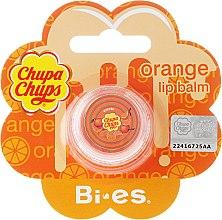 Parfumuri și produse cosmetice Balsam de buze - Bi-es Chupa Chups Orange Lip Balm