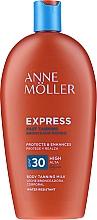 Parfumuri și produse cosmetice Cremă cu protecție solară pentru corp - Anne Moller Express SPF30