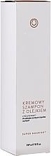 Parfumuri și produse cosmetice Șampon cremos hidratant cu uleiuri - Monat Super Nourish Oil Cream Shampoo
