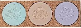 Parfumuri și produse cosmetice Set - Essencias De Portugal Senses (soap/3x50g)