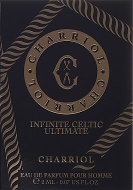 Charriol Infinite Celtic Ultimate - Apă de parfum (mostră)