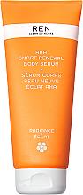 Parfumuri și produse cosmetice Ser pentru corp - Ren Radiance Clean Skincare AHA Smart Renewal Body Serum