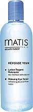 Parfumuri și produse cosmetice Loțiune răcoritoare pentru zona ochilor cu extract de ceai matcha - Matis Reponse Yeux Relaxing Eye Toner