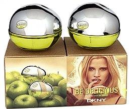 Parfumuri și produse cosmetice Donna Karan DKNY Be Delicious - Set (edp 30ml + edp 30ml)