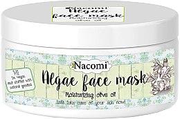 """Parfumuri și produse cosmetice Mască de față alginat """"Olive"""" - Nacomi Professional Face Mask"""