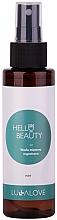 "Parfumuri și produse cosmetice Hidrolat ""Peppermint"" - Lullalove Hello Beauty"