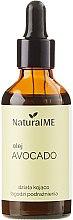 Parfumuri și produse cosmetice Ulei de avocado - NaturalME