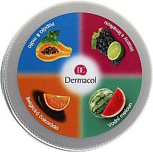 "Peeling pentru corp ""Papaya și mentă"" - Dermacol Aroma Ritual Papaya&Mint Body Scrub — Imagine N3"