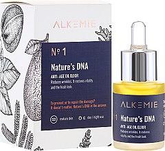 Parfumuri și produse cosmetice Омолаживающий эликсир для лица - Alkemie Nature's DNA Oil Elixir