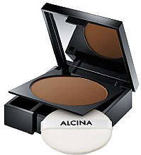 Parfumuri și produse cosmetice Pudră matifiantă pentru counturing - Alcina Matt Contouring Powder