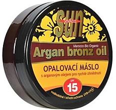 Parfumuri și produse cosmetice Ulei de bronzare - Vivaco Sun Argan Bronz Oil SPF 15