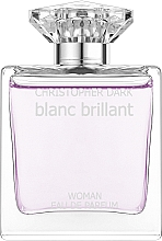 Parfumuri și produse cosmetice Christopher Dark Blanc Brillant - Apă de parfum