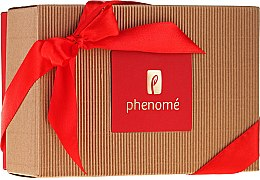 "Parfumuri și produse cosmetice Set ""Premium"" pentru mamă și copil - Phenome Premium (cr/200ml + emulsion/200ml + cr/10ml)"
