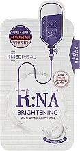 Parfumuri și produse cosmetice Осветляющая маска для лица с аминокислотами - Mediheal R:NA Whitening Proatin Mask