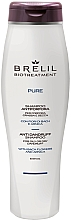 Parfumuri și produse cosmetice Șampon anti-mătreață - Brelil Bio Traitement Pure Anti Dandruff Shampoo