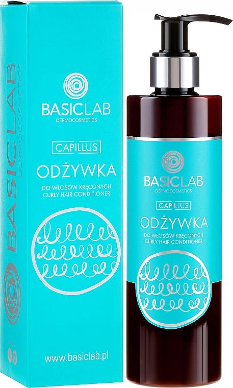 Balsam de păr - BasicLab Dermocosmetics Capillus