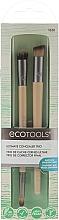 Parfumuri și produse cosmetice Set pensule pentru machiaj - EcoTools Ultimate Concealer Trio