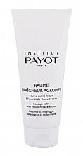Parfumuri și produse cosmetice Balsam pentru masaj - Payot Baume Fraicheur Agrumes Massage Balm