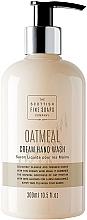 Parfumuri și produse cosmetice Săpun lichid pentru mâini - Scottish Fine Soaps Oatmeal Cream Hand Wash
