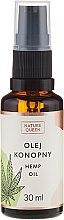 Parfumuri și produse cosmetice Ulei cosmetic din semințe de cânepă - Nature Queen Hemp Oil