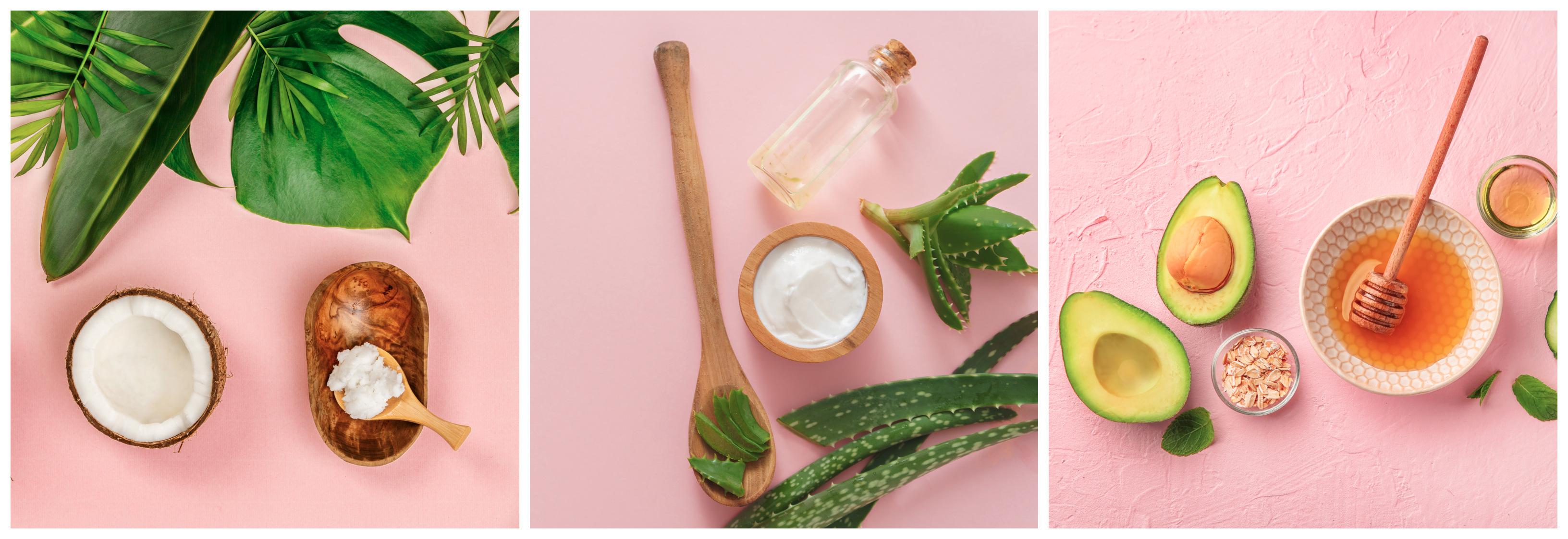 Ingredientele naturale în produsele cosmetice