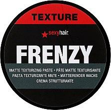 Parfumuri și produse cosmetice Cremă pentru volumul părului - SexyHair StyleSexyHair Frenzy Flexible Texturizing Paste