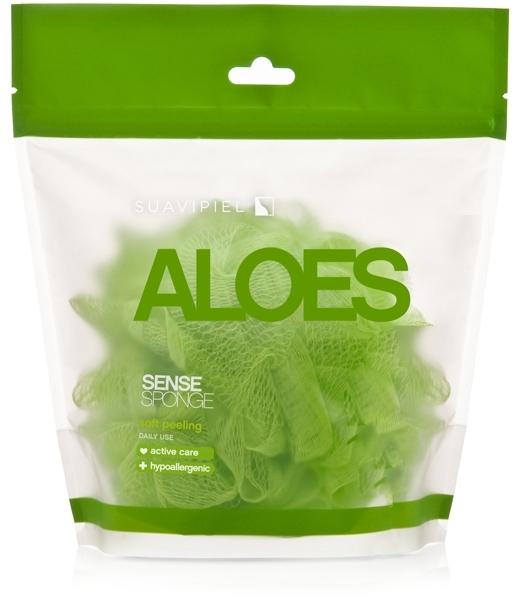 Burete de baie - Suavipiel Aloes Sense Sponge