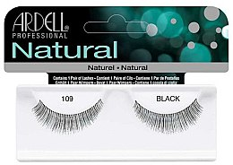 Parfumuri și produse cosmetice Extensii gene - Ardell Natural Lashes Black 109