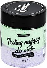 "Духи, Парфюмерия, косметика Peeling pentru corp ""Cocktail de fructe"" - Lalka"