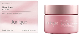 Parfumuri și produse cosmetice Cremă profund hidratantă pentru față - Jurlique Moisture Plus Rare Rose Cream