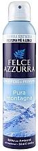 Parfumuri și produse cosmetice Odorizant - Felce Azzurra Pura Montagna Spray