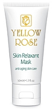 Parfumuri și produse cosmetice Mască relaxantă cu efect botox (tub) - Yellow Rose Skin Relaxant Mask