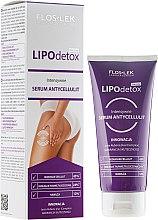 Parfumuri și produse cosmetice Ser intensiv anticelulitic - Floslek Slim Line Intensive Anti-Cellulite Serum Lipo Detox