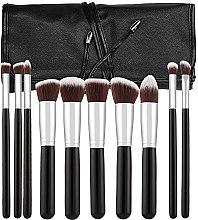 Parfumuri și produse cosmetice Set pensule pentru machiaj, 10 buc. - Tools For Beauty