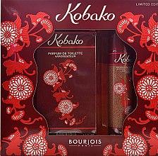Parfumuri și produse cosmetice Bourjois Evasion - Set (edt/50ml + deo/75ml)