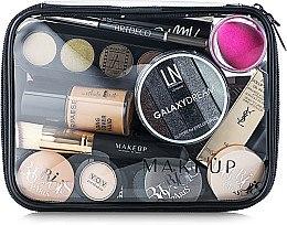"""Parfumuri și produse cosmetice Trusă cosmetică Visible Bag"""" 20x15x6 cm (fără produse) - MakeUp"""