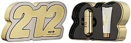 Parfumuri și produse cosmetice Carolina Herrera 212 VIP - Set (edp/80ml + b/lot/100ml)