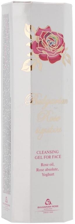 "Очищающий гель для лица ""Signature"" - Bulgarian Rose Cleaning Gel For Face  — фото N1"
