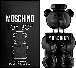 Moschino Toy Boy - Apă de parfum  — Imagine N2