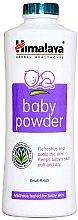 Parfumuri și produse cosmetice Pudră pentru copii - Himalaya Herbals Baby Powder