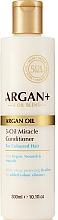 Parfumuri și produse cosmetice Balsam pentru păr vopsit - Argan + 5 Oil Miracle Conditioner