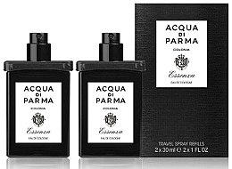 Parfumuri și produse cosmetice Acqua Di Parma Colonia Essenza - Set (edc/2x30ml)
